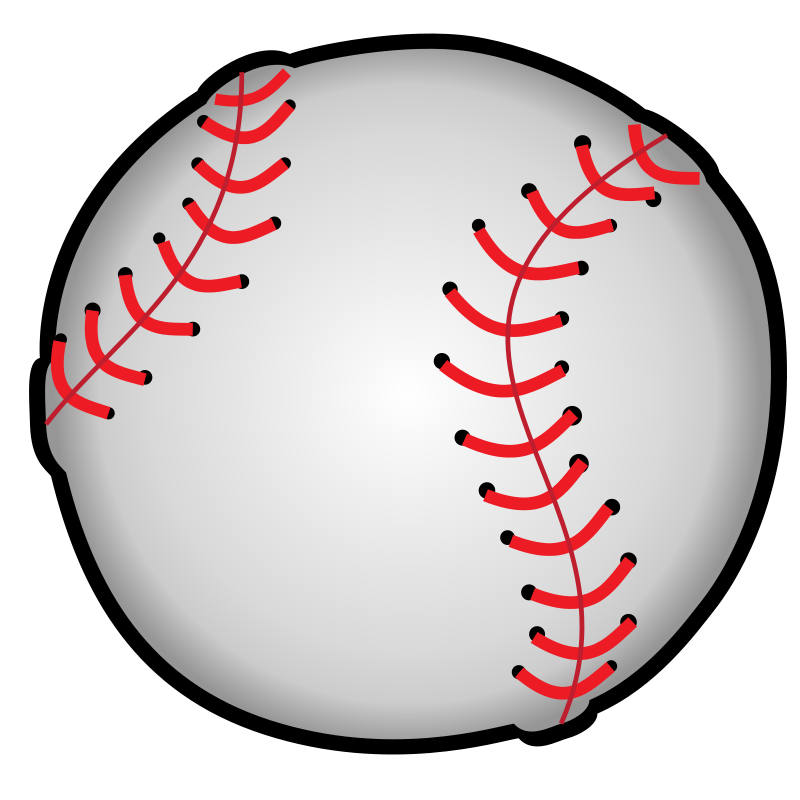 Baseball diamond baseball field clip art 7