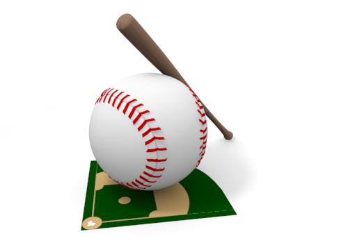 Baseball field clip art 0