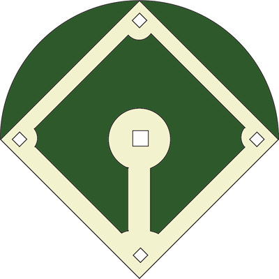 Baseball field clip art 4 5