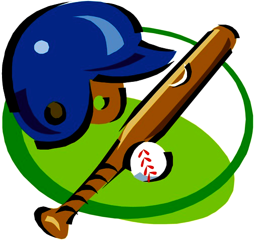 Baseball field clipart free images 7