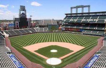 Baseball field free baseball stadium clipart