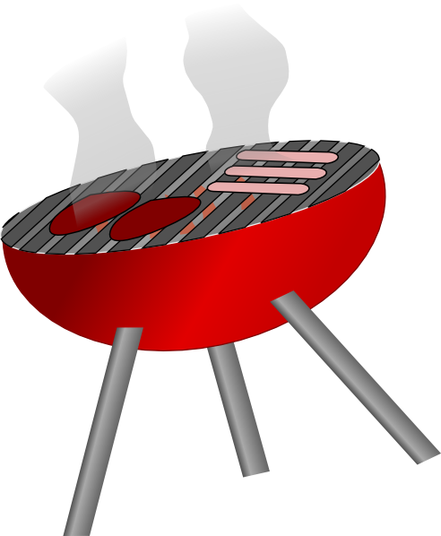 Bbq chicken clipart free images