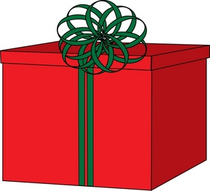 Big present clipart
