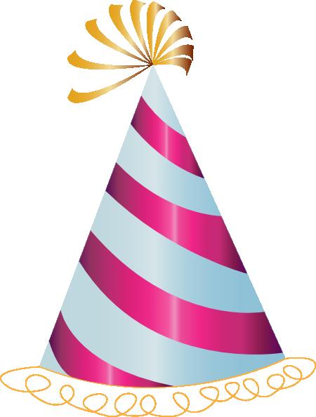 Birthday hat clip art clipart photo 4