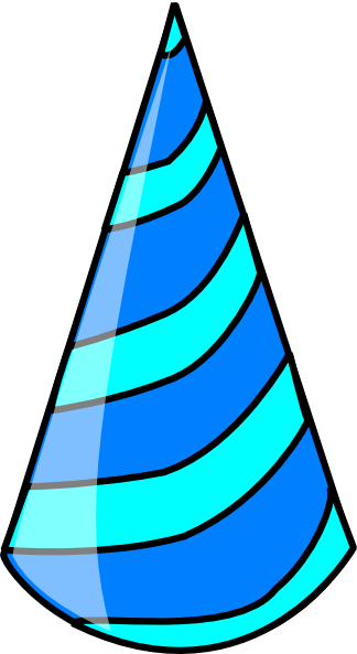 Birthday hat clipart 10
