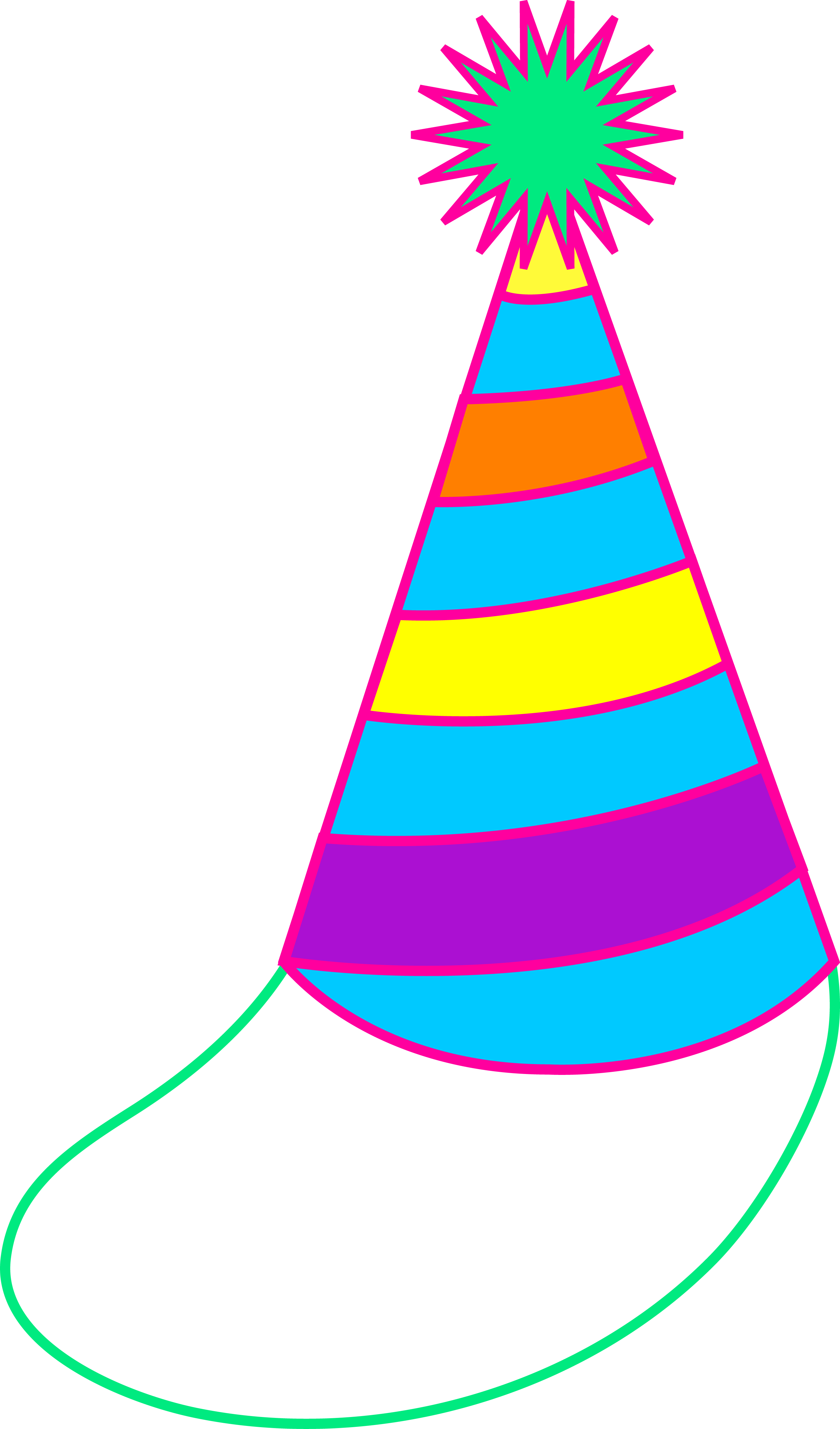 Birthday hat clipart free images 4