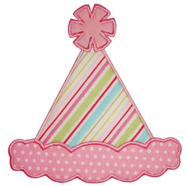 Birthday hat pics clipart