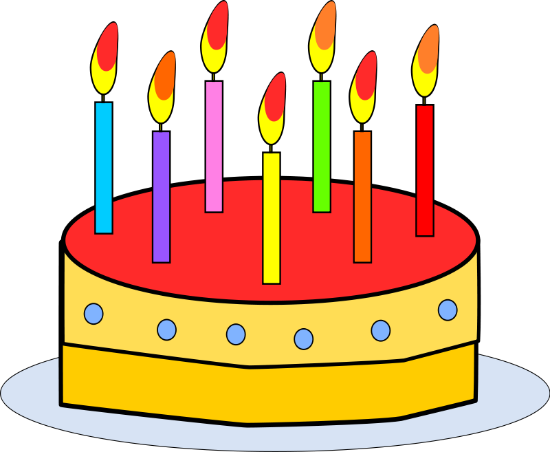 Birthday present clipart hd free clip art
