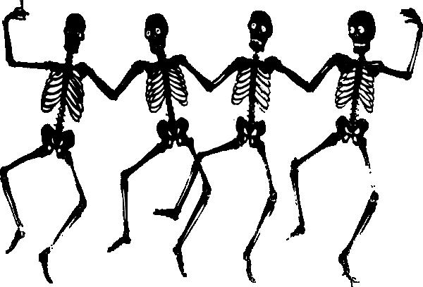Bones clip art at vector clip art free