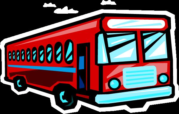Bus clipart 4