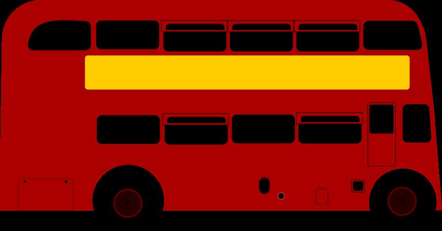 Bus clipart vector clip art free design