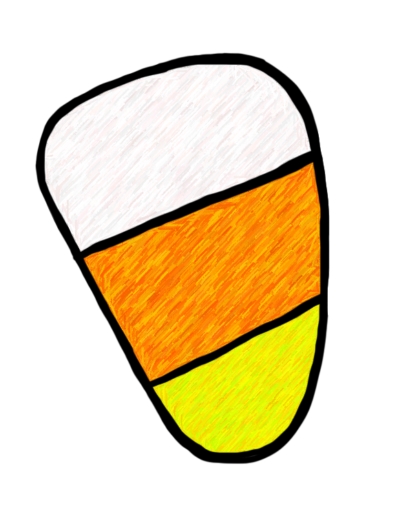 Candy corn free corn clip art