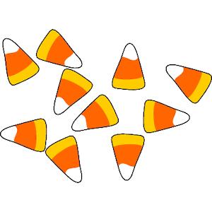 Cartoon a corn clipart vector clip art free image