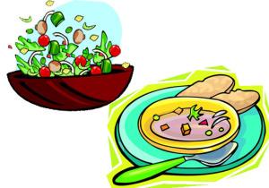 Clip art chicken salad clipart 2