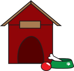 Clip art dog bone toy clipart 3