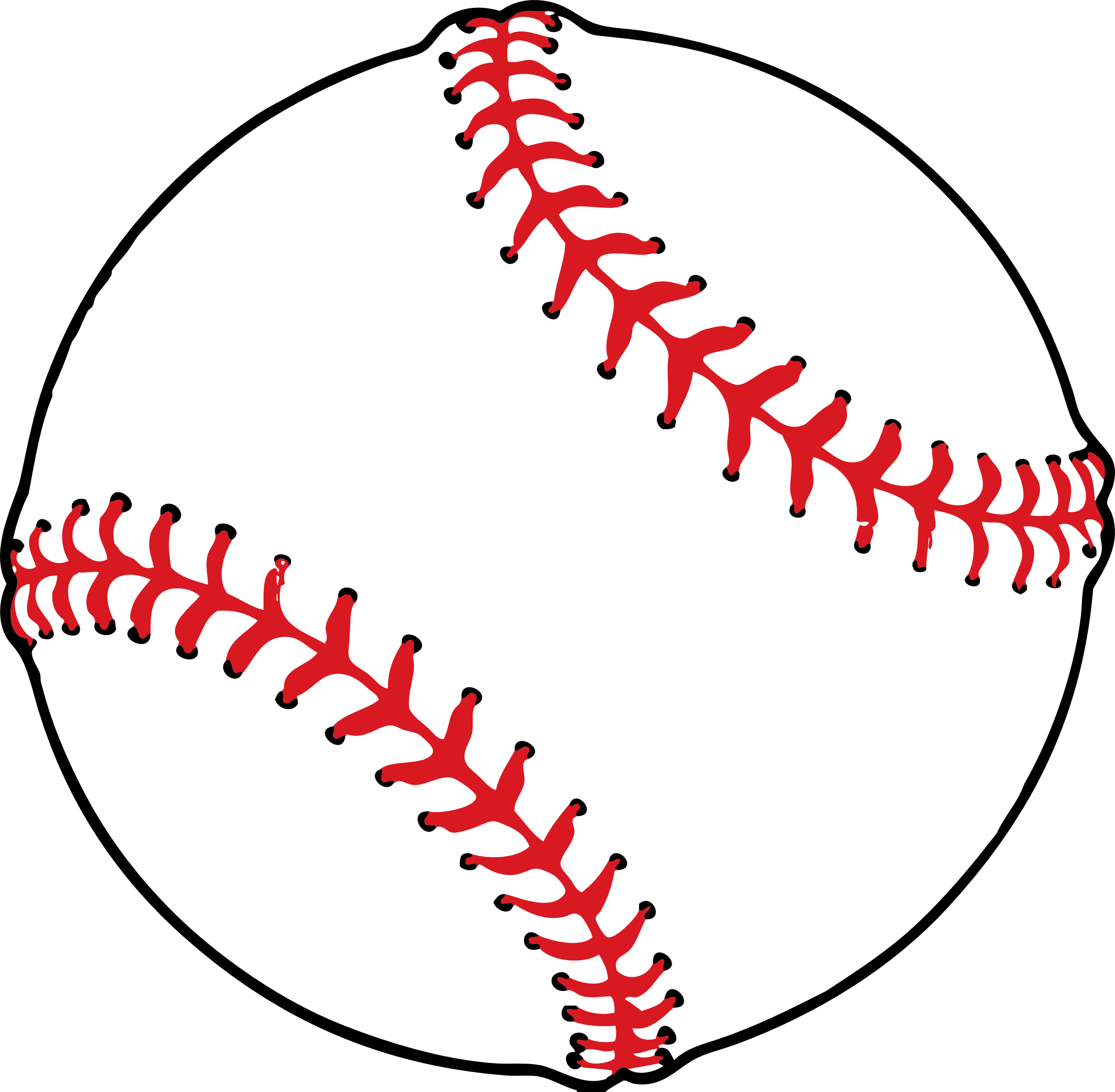 Clip art for baseball clipart