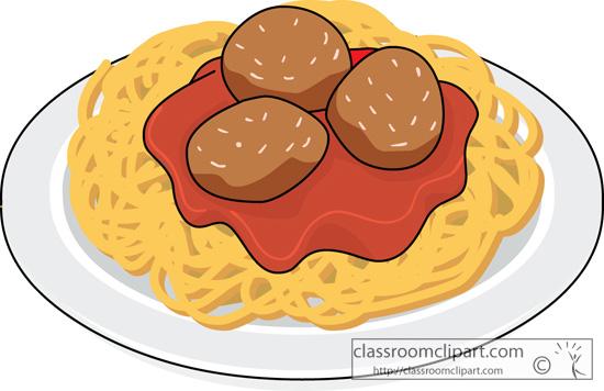 Clip art spaghetti pasta clipart 2