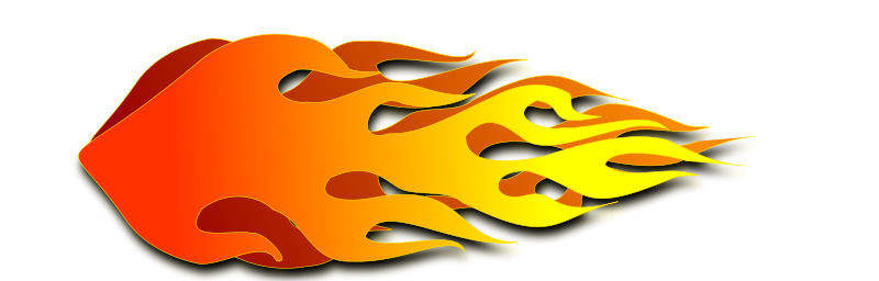 Clipart fire june holidays free clip art images flame 3