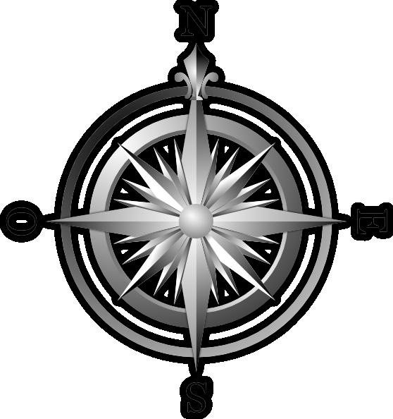 Compass clip art at vector clip art