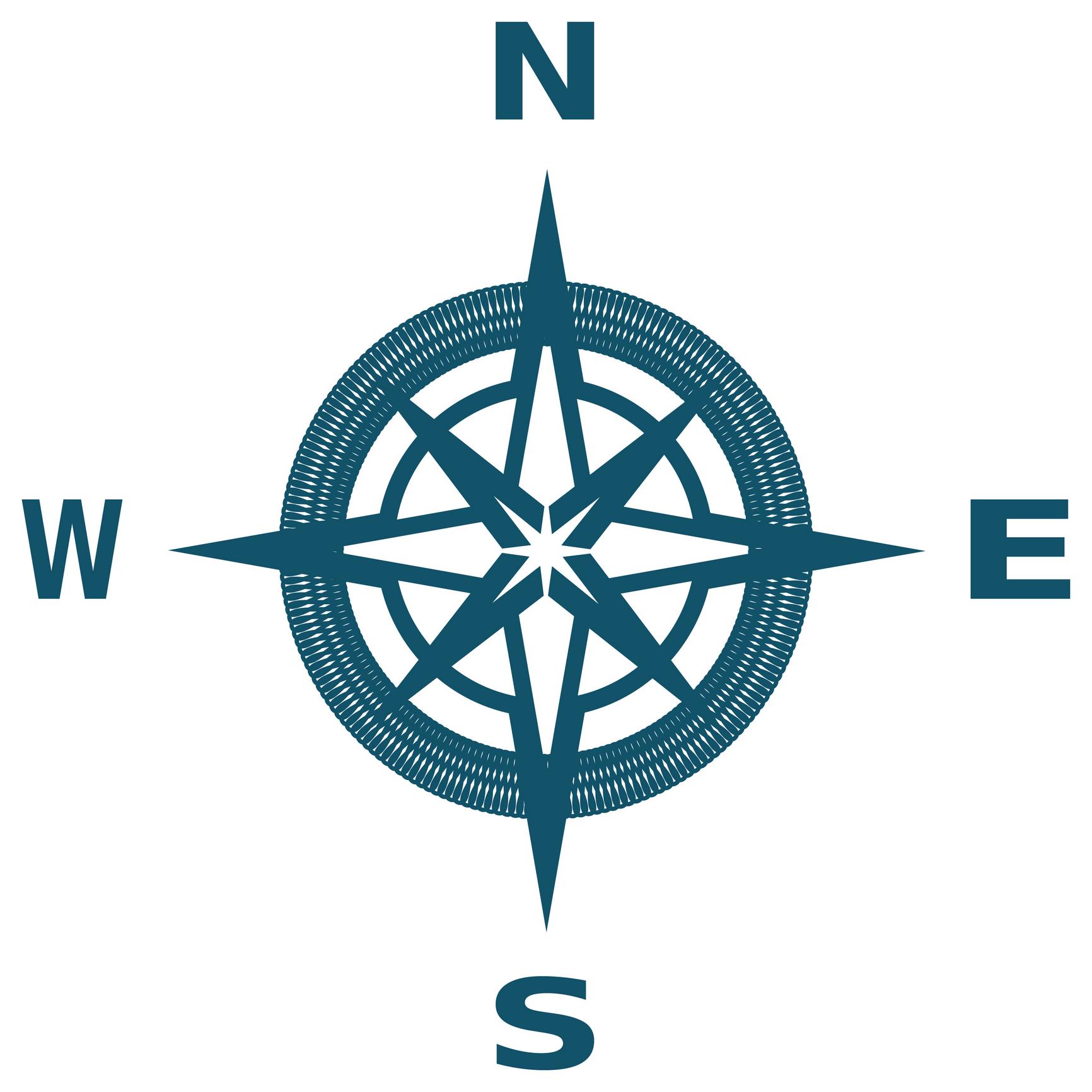 Compass compas clipart