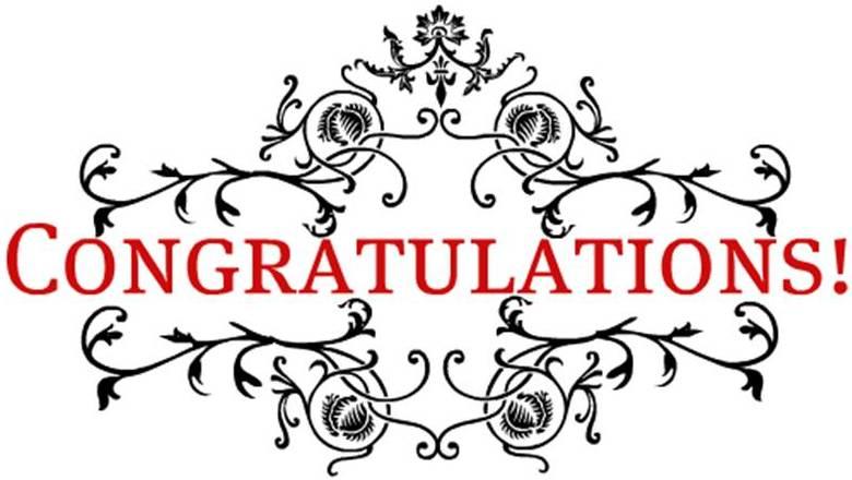 Congratulations animated clip art clipart