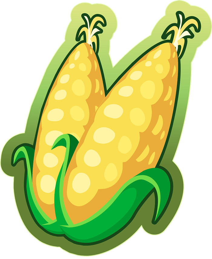 Corn free to use clip art