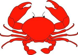 Crab clip art cartoon free clipart images 2