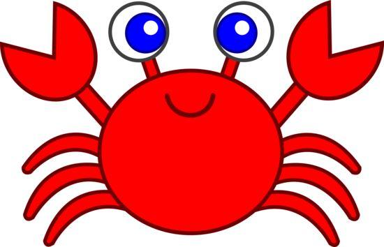Crab clip art cartoon free clipart images 4 2
