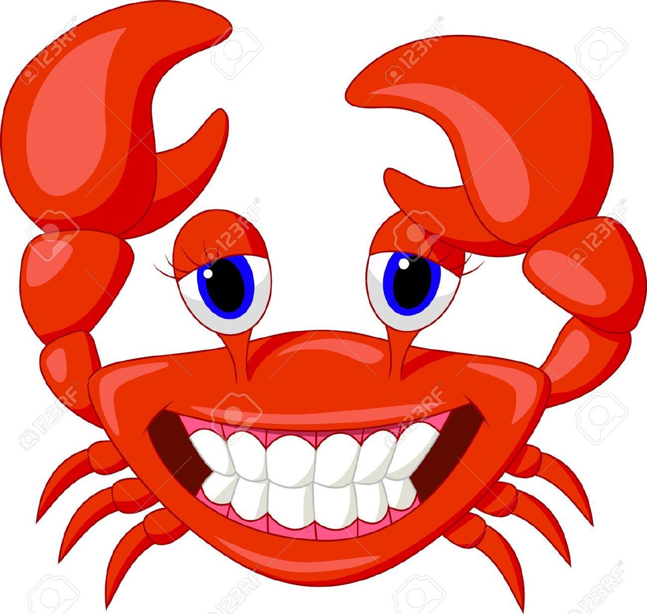 Crab clip art cartoon free clipart images 4 4