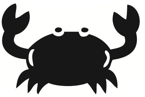 Crab clip art cartoon free clipart images 4 5
