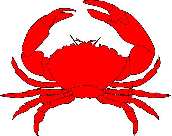 Crab clip art cartoon free clipart images 5