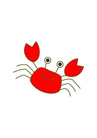 Crab clip art cartoon free clipart images 7