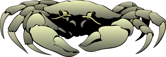 Crab clip art free clipart clipartwiz 3