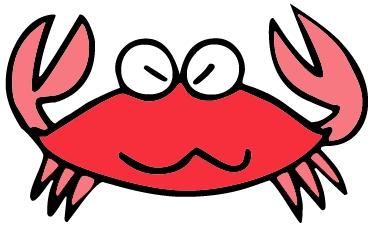 Crab clip art free clipart images