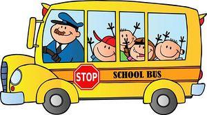 Cute school bus clip art free clipart images 2 2
