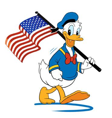 Disney memorial day clipart