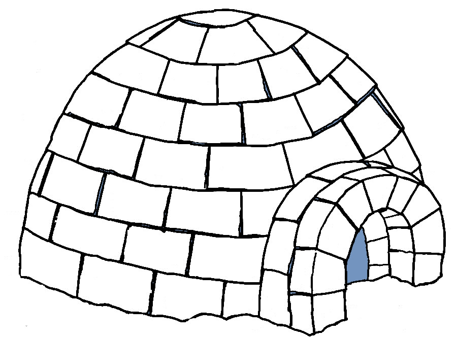 Displaying igloo clipart clipartdeck clip arts for free