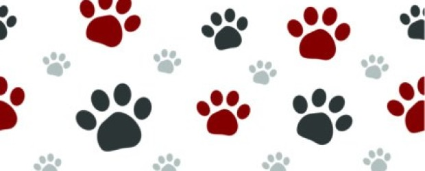 Dog paw print stamps dog prints clip art 2 2