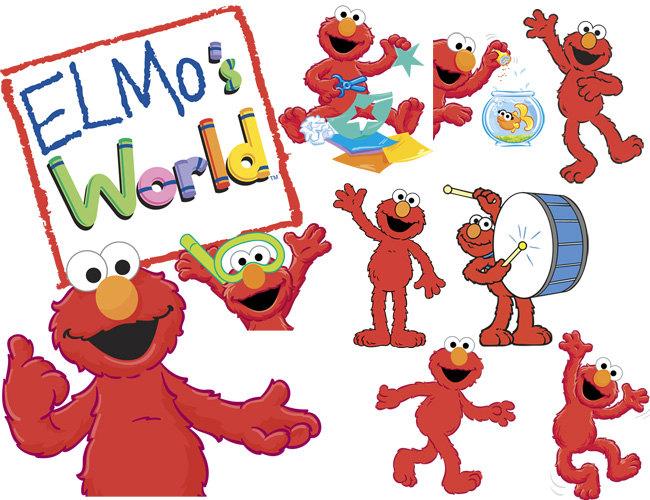 Elmo clip art 2 2