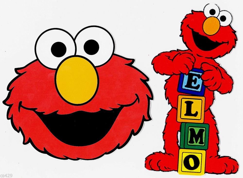 Elmo clip art 3