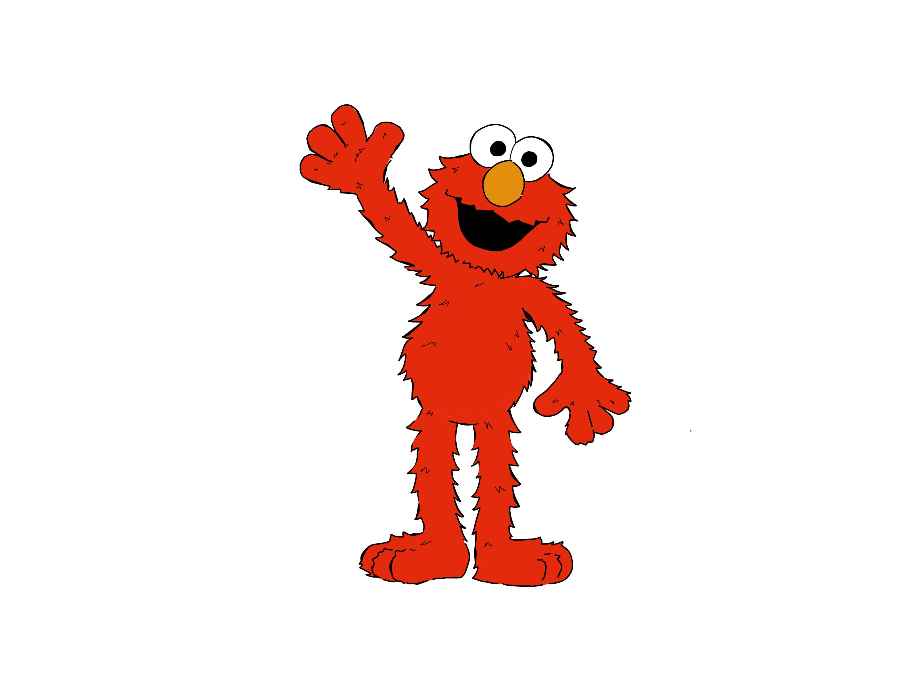 Elmo clip art 5 5