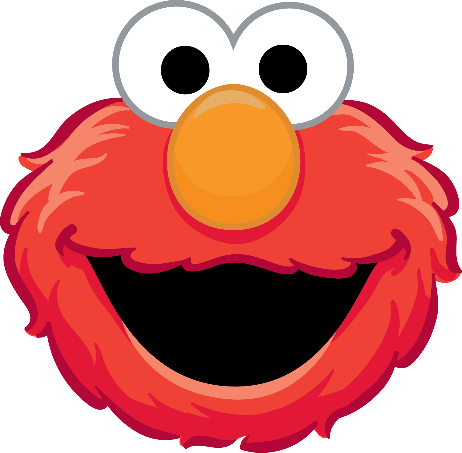 Elmo clip art frame free clipart images