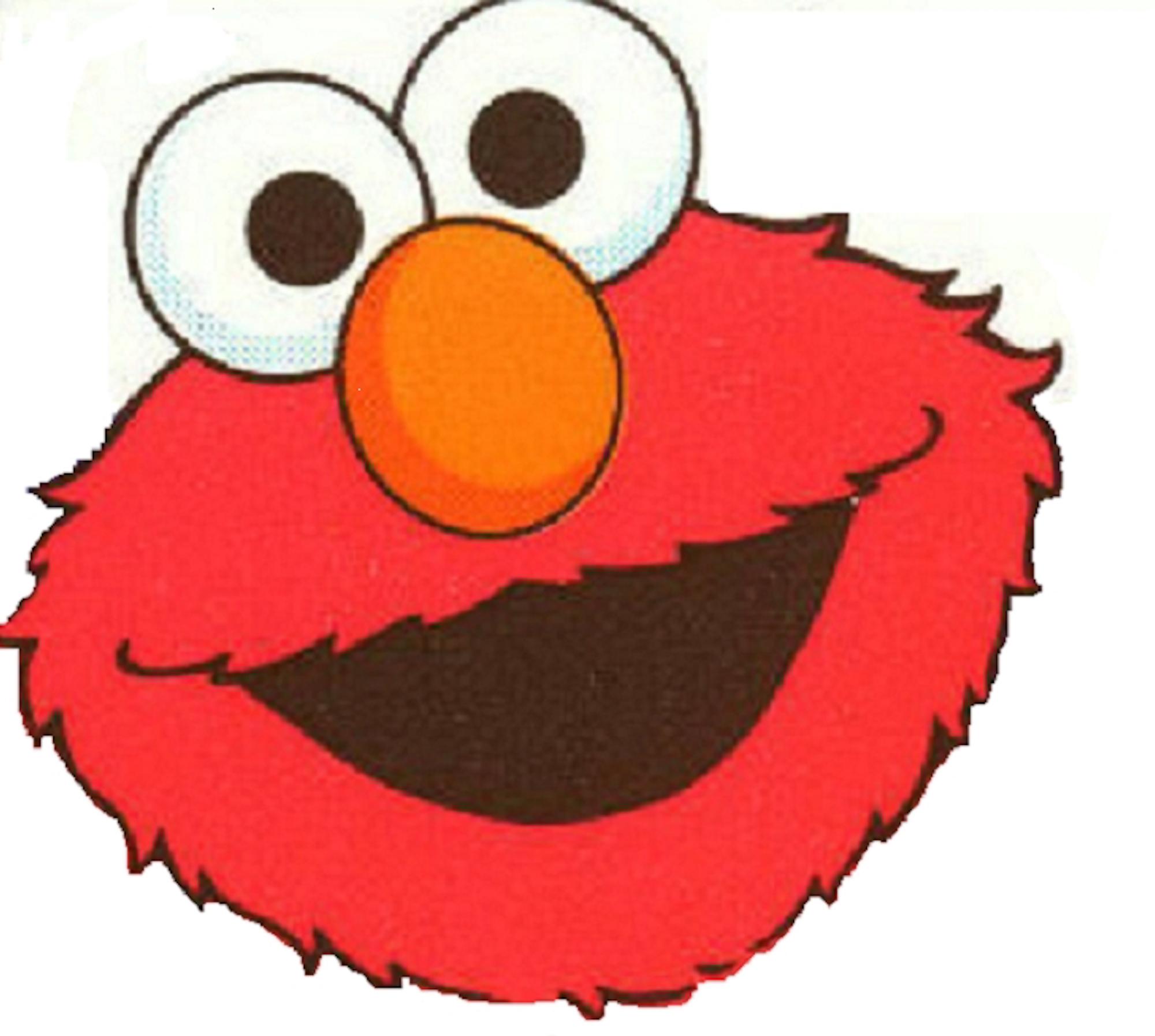 Elmo clip art free 2