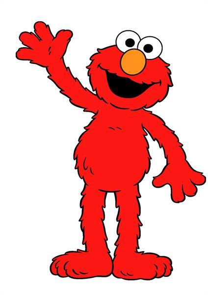 Elmo clipart 2