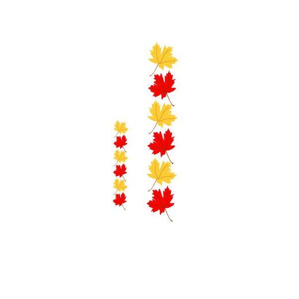 Fall border fall clip art borders free 2
