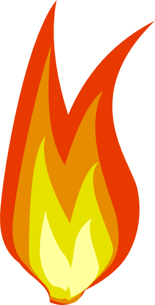Flame clip art for cars free clipart images 2