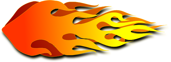 Flame clip art free clipart images 5 2