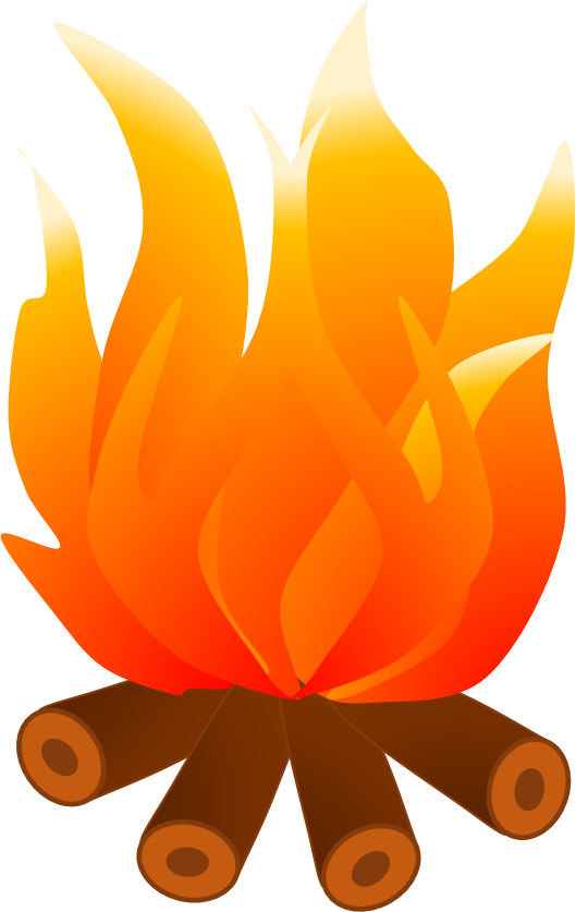 Flame clip art free clipart images 8