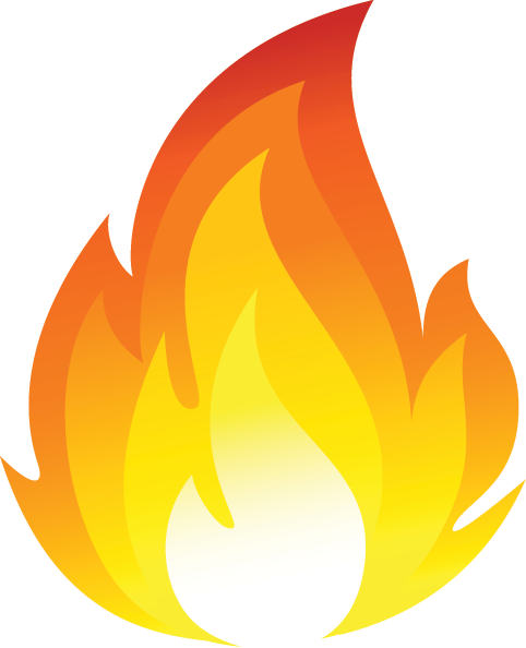 Flames flame clip art free clipart images 3