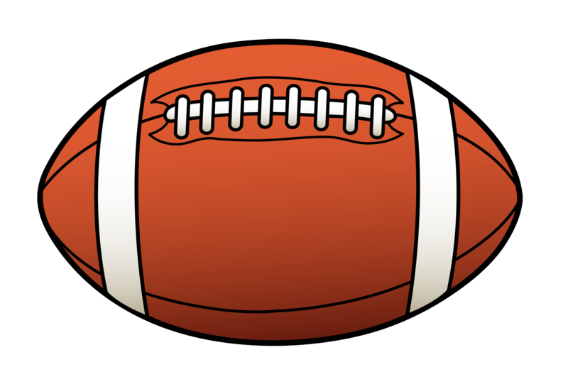 Football clipart free